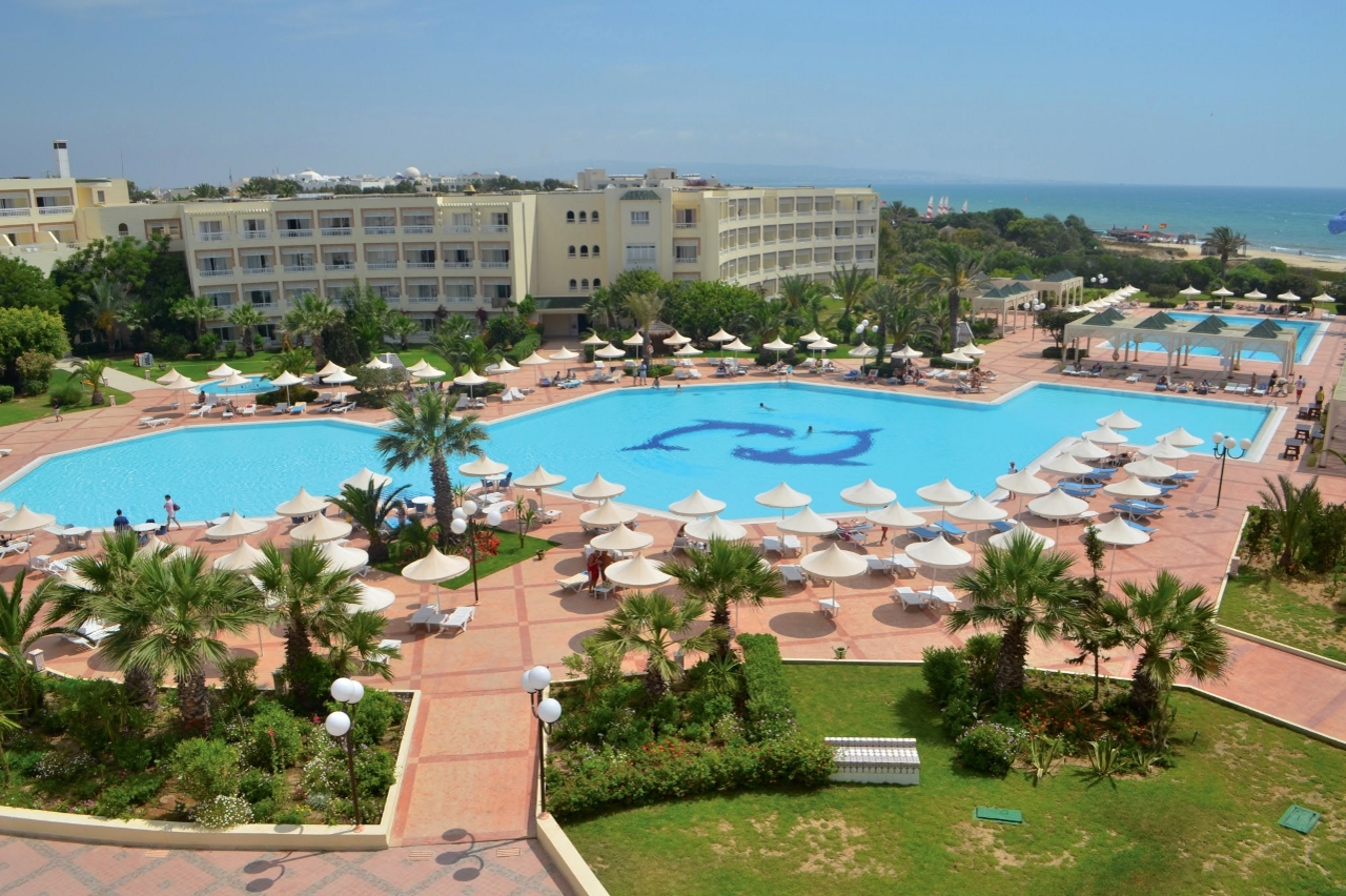 Clubhotel Riu Marco Polo 187 Hammamet Travel Guide