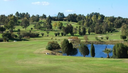 Yasmine Valley Golf Club Hammamet